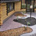 Пластиковый бордюр для садовых дорожек: виды и монтаж