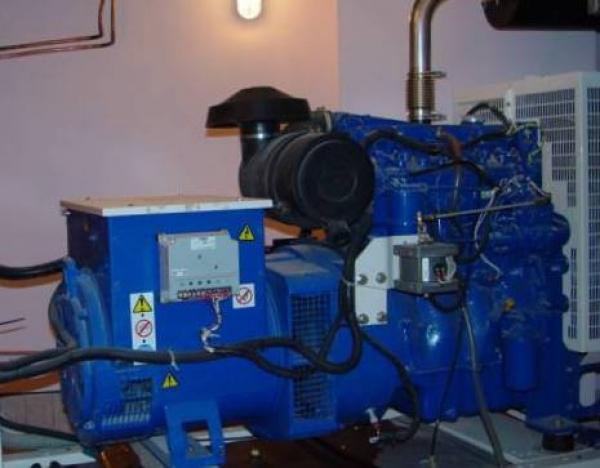 Планирование и работы по монтажу электрического генератора