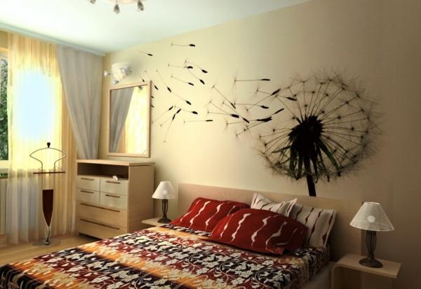 Спальня моей мечты, или как создать интерьер своими руками