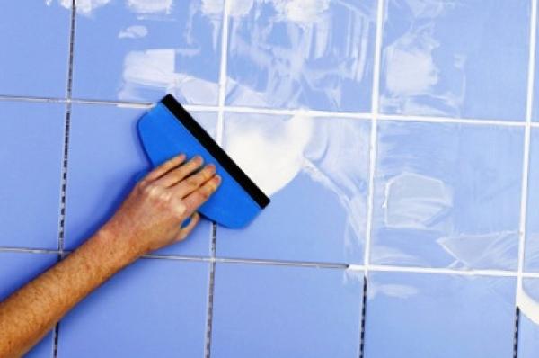 Обновление плиточных швов своими руками