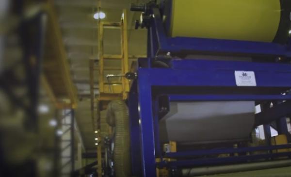 Производство сэндвич панелей - современная технология, необходимое оборудование