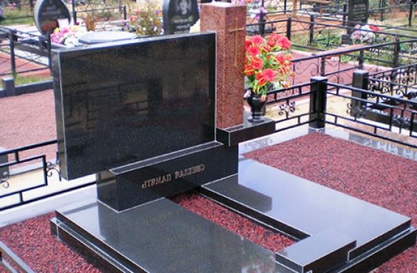 Достойная вечная память - выбор памятников на могилу