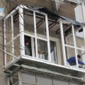 Все о французских балконах