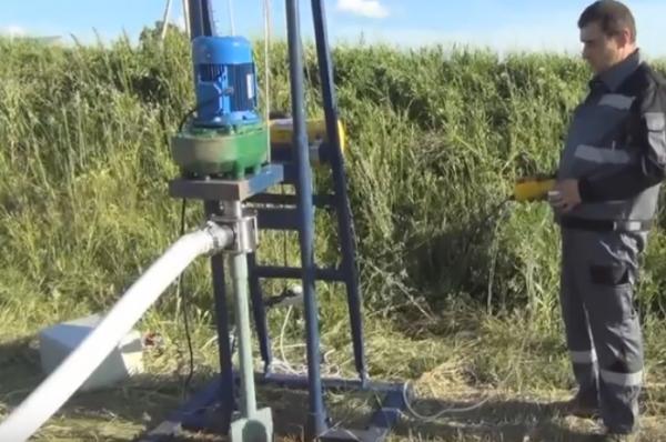 Особенности и технология бурения скважины для воды