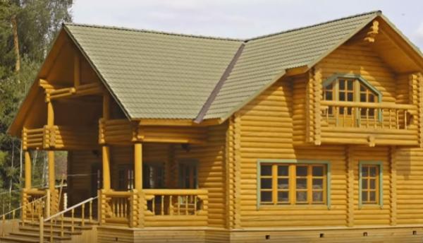 Преимущества и недостатки домов из клееного бруса