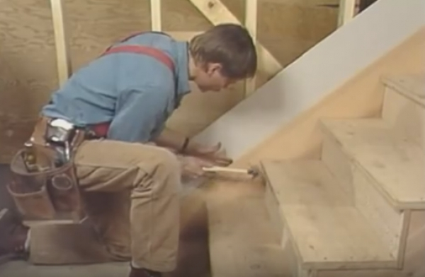 Методика построения деревянной лестницы в беседке или загородном доме