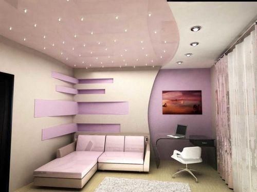 Точечные светильники: для подвесных (гипсокартонных)