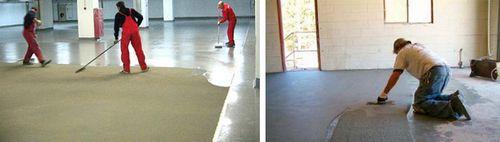 Износостойкая краска по бетону для пола для внутренних