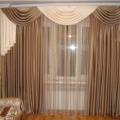Шторы ламбрекены своими руками, фото, как сшить красивые шторы