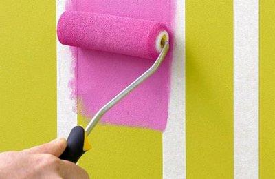 Как красить стены валиком: видео-инструкция по окраске