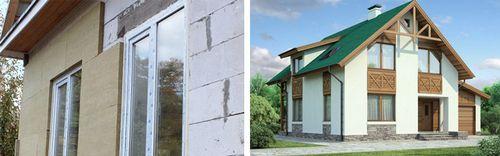 Строительство домов из пеноблоков под ключ: преимущества