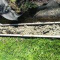 Как сделать бетонный бордюр своими руками