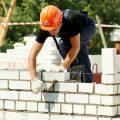 Организация работы каменщика
