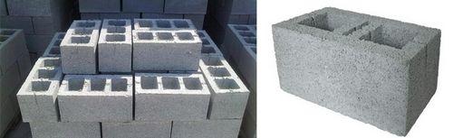 Шлакоблок: виды, размеры, стоимость за штуку и кладки блоков