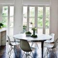 Кухонный стол как часть интерьера