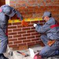 Способы оформления фасада облицовочным кирпичом