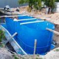 Делаем бассейн самостоятельно: искусственный водоём на участке