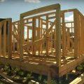 Этапы строительства каркасного дома от фундамента до крыши