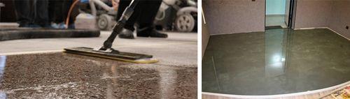 Пропитка для бетона глубокого проникновения: свойства, сфера