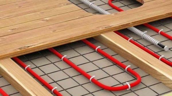 Электрический теплый пол: уют и тепло в квартире