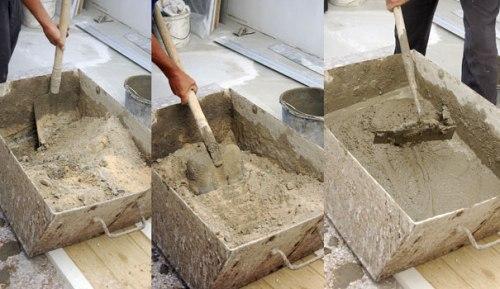 Как приготовить смесь для штукатурки стен: видео-инструкция