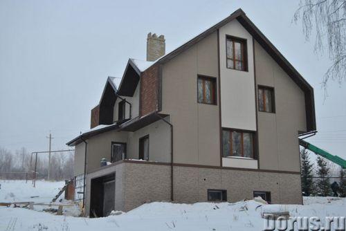 Навесные вентилируемые фасады - виды конструкций, устройство