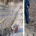 Прогрев бетона зимой: электроды, КТПО, провод ПНСВ, технология