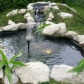 Как сделать фонтан на даче — полезные советы по работе