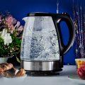 Стеклянные электрические чайники — основная и интересная информация