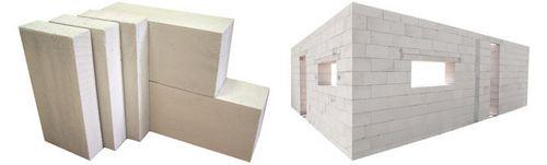 Сколько газосиликатных блоков в 1 м3: правила расчета и формулы