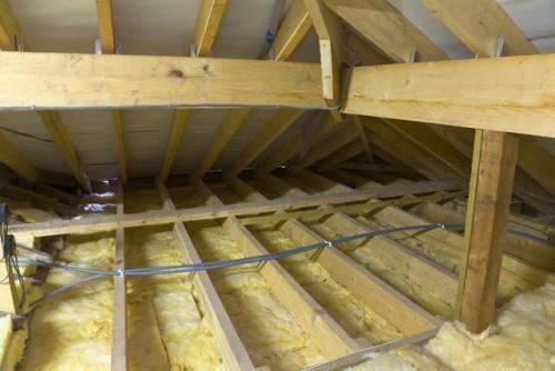 Эффективный способ утепления потолка