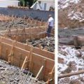Какой марки бетон нужен для ленточного фундамента: критерии