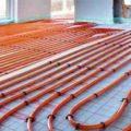 Трубы для организации водяных теплых полов и их особенности
