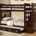 Двухъярусные детские кровати: особенности конструкции и основные преимущества