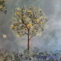 Мастер-класс «Трафаретная роспись стены»— пошаговая роспись + фото