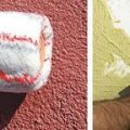 Фасадные краски по штукатурке: технология нанесения, плюсы