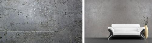 Декоративная штукатурка под бетон: технология нанесения по шагам