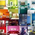 Роль цвета в интерьере помещения