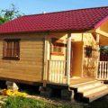 Как построить дачный домик своими руками?