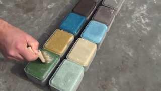 Краска для брусчатки: инструкция по применению своими руками