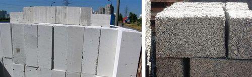 Арболит или газобетон: что лучше для строительства, сравнение цен