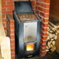 Выбираем печь для бани: характеристика кирпичных и металлических печей
