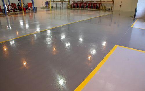 Краска на бетонный пол: инструкция по выбору, какой покрасить