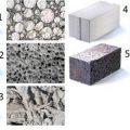 Монтаж перегородок из керамзитоблоков, способы быстрой кладки