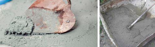 Цементно-песчаная штукатурка для наружных и внутренних работ