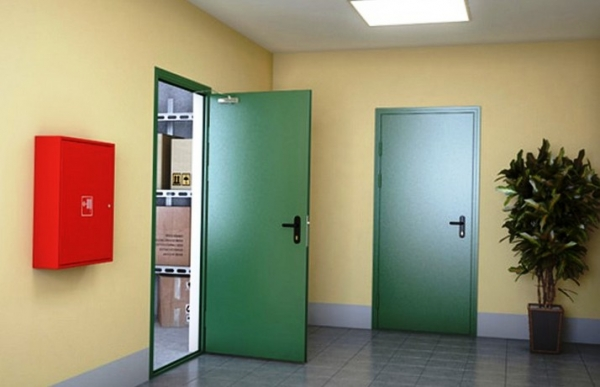 Выбираем противопожарные двери: советы специалистов