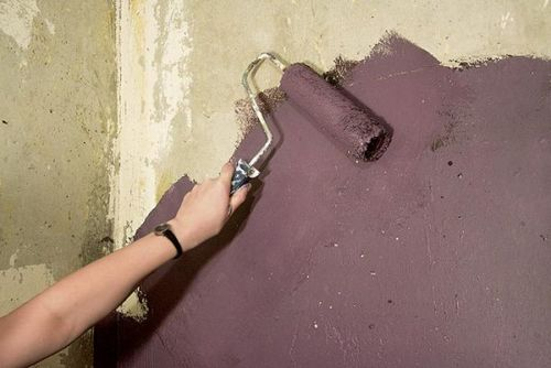 Поливинилацетатная водоэмульсионная краска: технические