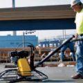 Критерии выбора затирочной машины по бетону