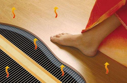 Какой выбрать теплый пол под ламинат на бетонный пол