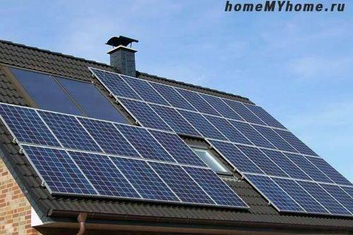 Солнечная батарея для дачи комплект — выбираем вместе!